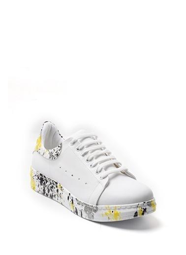 Sapin Sneakers Renkli